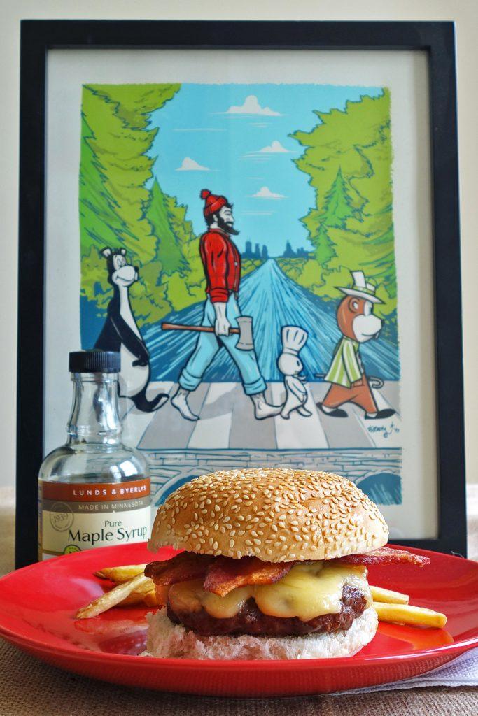 Paul Bunyan Burger