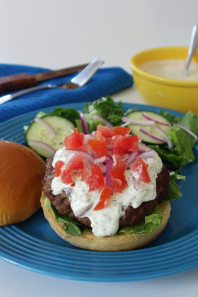 Gyro Burger