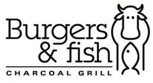 Burgers Fish Logo