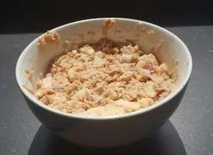 Tonijnsalade snel en makkelijk recept BurgertrutjesNL