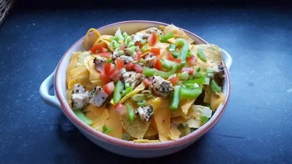 recept nachos uit de oven