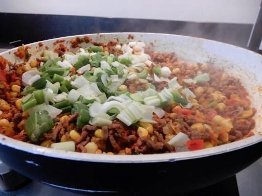 quesadillas met gehakt, mexicaanse gerechten, recept quesadillas