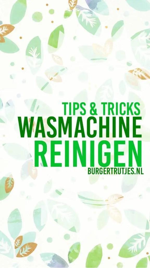 Wasmachine reinigen, de beste tips en tricks op een rij!
