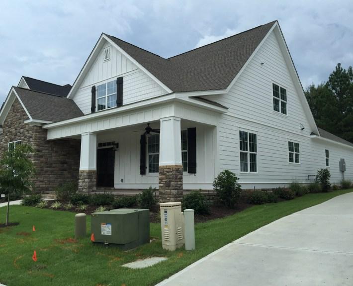 the Charleston - Burgh Custom Homes - Lot 36 Grenelefe