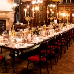 Light Kitchen Table Updated Kitchens The Great Hall - Burghley House