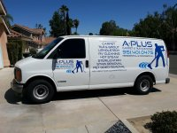 A Plus Carpet and Tile Cleaning 951