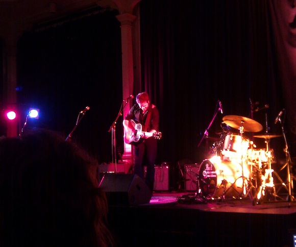 Josh Ritter, live at the Old Museum, Brisbane