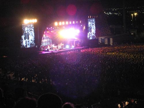 Pearl Jam, Brisbane
