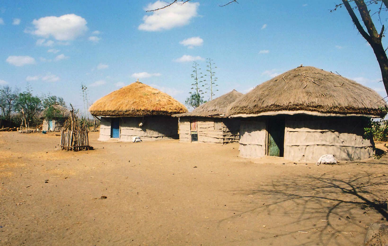 15  Masai Tribe