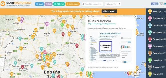 Burguera Abogados en SpainStartupMap