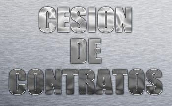 CESION DE CONTRATOS