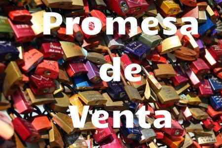 promesa de venta