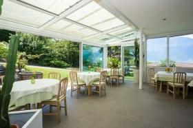 Wintergarten - Frühstücksraum