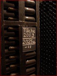 la tache in the cellar