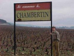 wes in chambertin