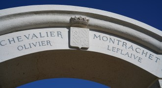 Chevalier-Montrachet - the southern neighbour of Chartron's Clos des Chevaliers...