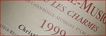 clerget chambolle charmes