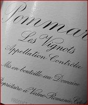 leroy pommard vignots