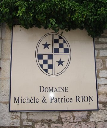 domaine michelle and patrice rion