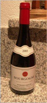 lejeune 2005 bourgogne