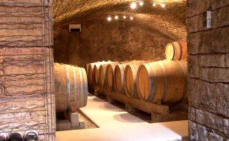 domaine david clark morey saint denis barrel cellar