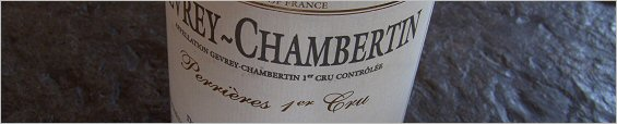 marchand-grillot gevrey-chambertin 1er cru perrieres 2005