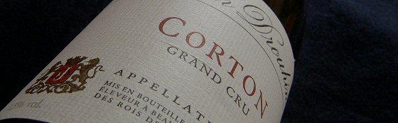 1995 Joseph Drouhin Corton