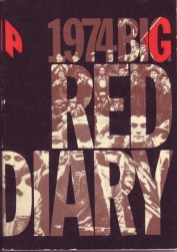 big red diary 1974