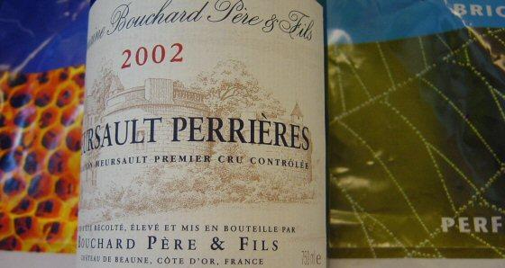 2002 Bouchard Père et Fils, Meursault 1er Les Perrières