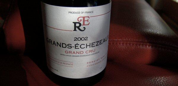 2002 René Engel, Grands-Echézeaux