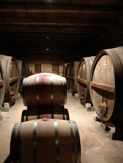 Givry cellar