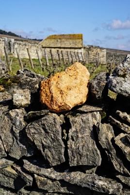 The redder rocks (and soil) of Santenots (du Milieu...)