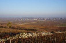 To Puligny over Chevalier...