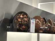 The best new chocolate in Beaune - but it's over €140 for the big egg!
