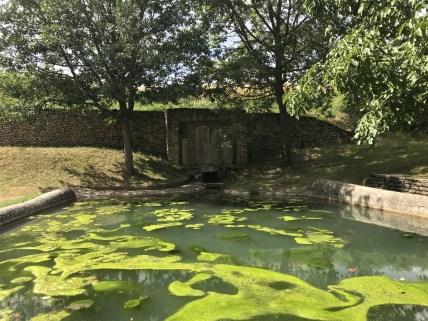Fontaine du Châgne