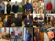 chästeilet, weekend wines (week 40 2018) and some happy producers…