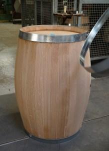 Nude (oak) barrels