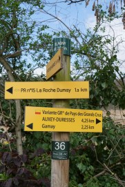 Blagny - which way?