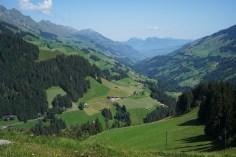 Above Adelboden