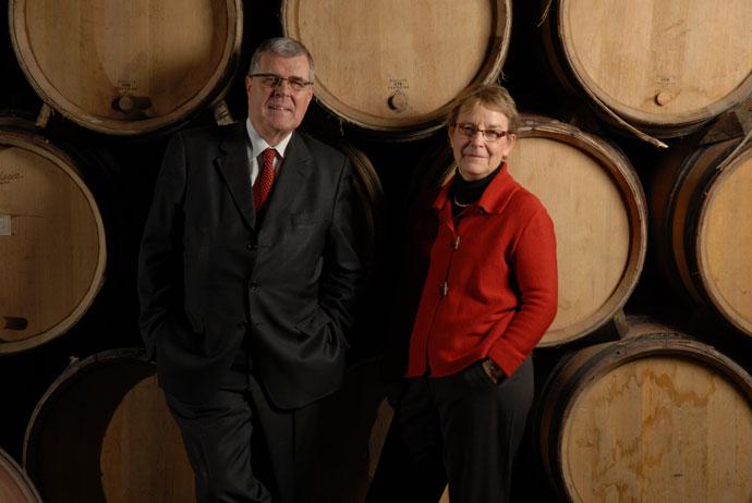 Michel & Francoise André