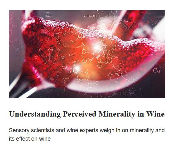 minerality
