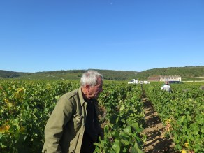 My team member Jean-Philippe