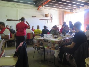 Noellat Day1 Team Lunch