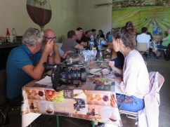 Noellat Photo & Video Team at lunch 200919