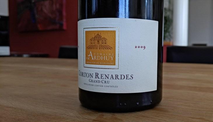 Ardhuy Corton Renardes