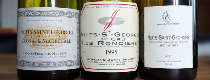 Nuits St.Georges