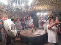 Noellat Vendange pre Paulee cellar visit 2