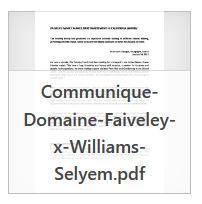 Faiveley - Williams-Selyem
