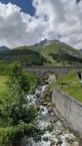 Sedrun landscape