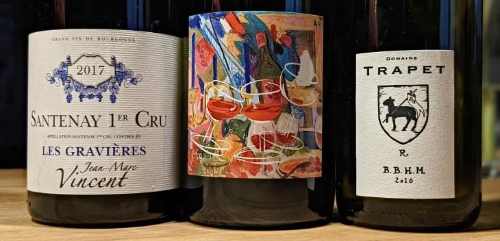 week 40 2021 wines